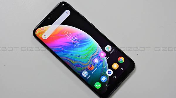 Tecno Camon i4 budget smartphone first impressions