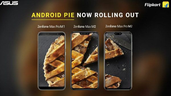 Android 9 Pie now available for ZenFone Max Pro M1 & ZenFone Max M2