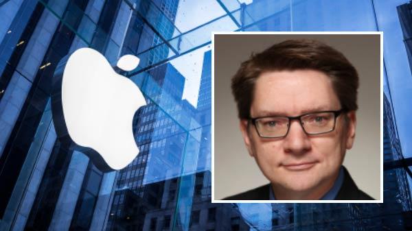 Michael Schwekutsch joins Apple after resigning Tesla