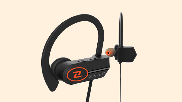 ZAAP Aqua-Xtreme wireless water-resistant headphones launched in India