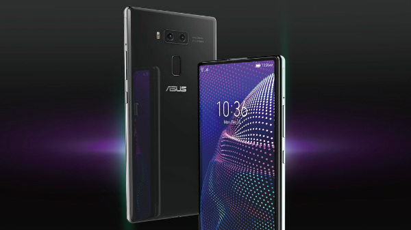 Asus 5G concept phone first look: Bezel-less & slider display