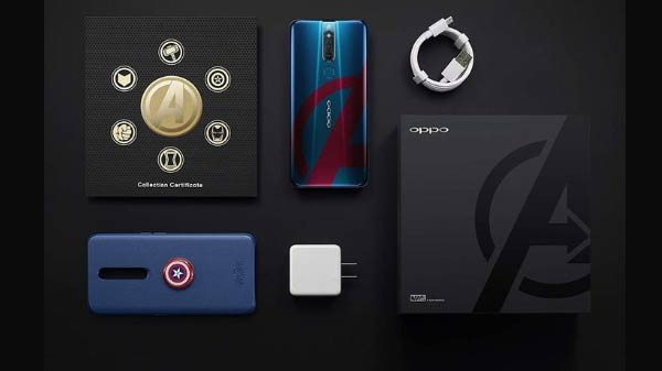 Pre-orders open for OPPO's Marvel Avengers Limited Edition on Amazon