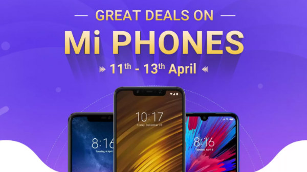 Flipkart Mi Great Offers: Redmi Note 7 Pro, Redmi Y2, Poco F1 and more