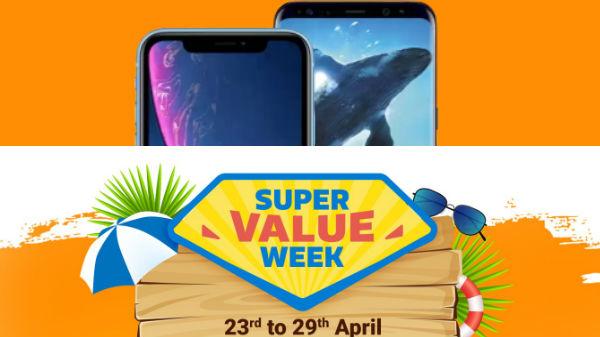 Flipkart Super Value week (23rd to 29th April)