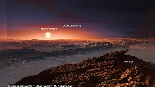 Astronomers claim a super-Earth is orbiting our Sun's nearest star