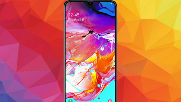 Samsung Galaxy A70 officially announced with triple rear cameras