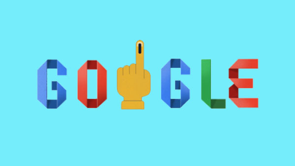 Lok Sabha Elections 2019: Learn how to vote with unique Google doodle