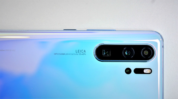 Huawei P30 Pro receives a new software update for improved performance