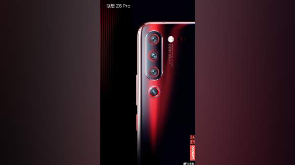Lenovo Z6 Pro to sport four-camera setup capable of taking 100MP shots