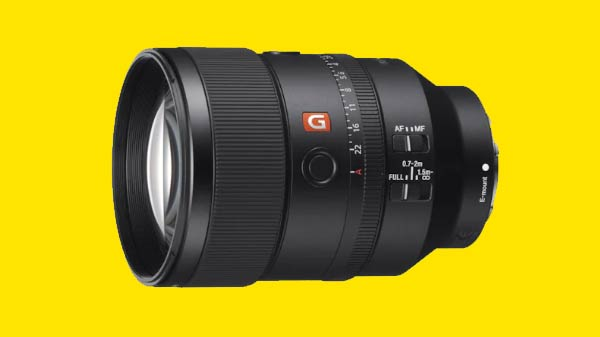 Sony launches new Full-Frame Prime lens with high Bokeh and AF