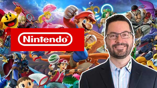 Nick Chavez took charge of SVP of Sales & Marketing at Nintendo