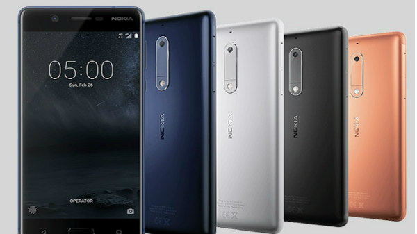 Nokia 6 and Nokia 5 get new update with latest Android security patch