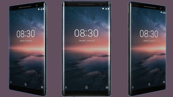 Nokia 8 Sirocco new Android Pie build brings April 2019 security patch