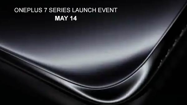 OnePlus 7 launch event confirmed on May 14: How to attend the launch