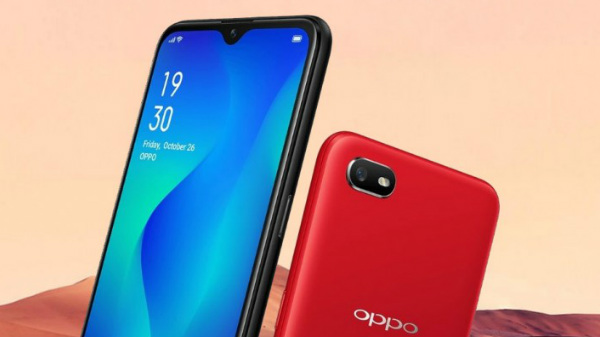 Oppo A1k with 4000 mAh battery officially launched in India