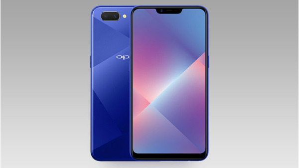 Oppo A5 new variant with 64GB storage launched in India for Rs 12,990