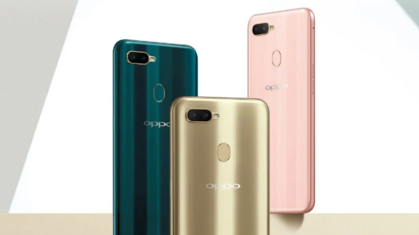 Oppo A7 receives up to Rs. 2,000 price cut