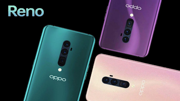 Oppo Reno new leak reveals triple rear cameras with 48MP primary lens
