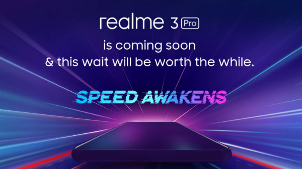 Realme 3 Pro camera samples teased once again