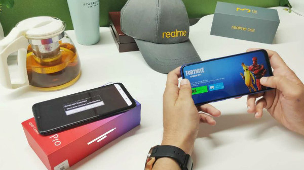 Realme 3 Pro can play Fortnite: Madhav Sheth, CEO, Realme