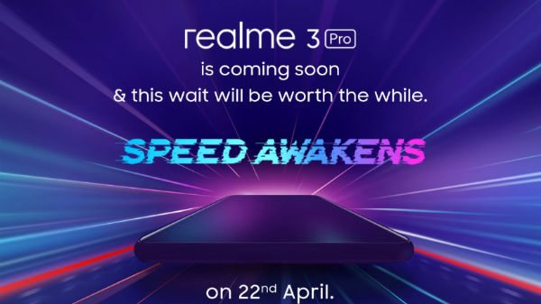 Realme 3 Pro to be launched today: Threat to other smartphones