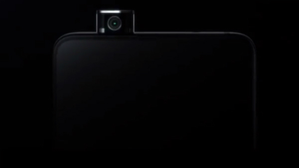 Redmi flagship smartphone with pop-up selfie camera teased