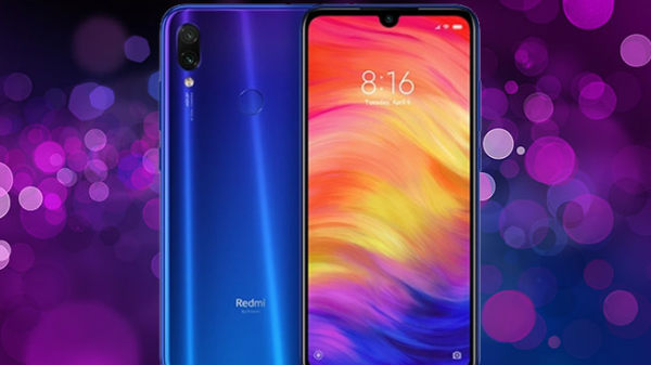 Redmi Note 7 Pro receiving firmware update with improved camera
