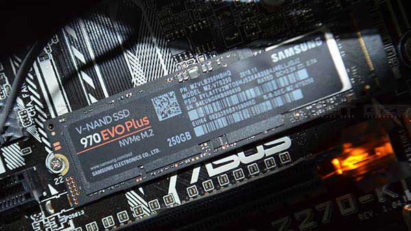 Samsung 970 EVO Plus M.2 SSD Review: Fast and Furious