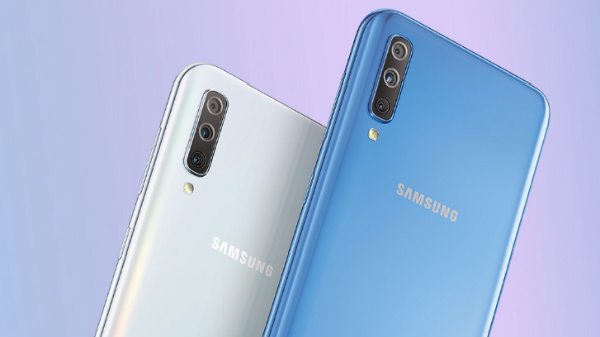 Samsung Galaxy A70 India launch could be imminent