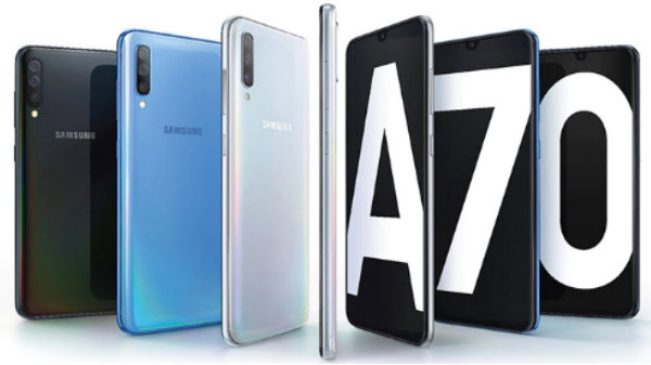 Samsung Galaxy A70 Vs other smartphones Under Rs 30,000