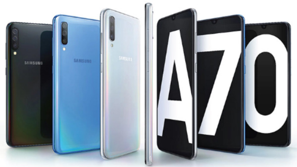 Samsung Galaxy A70 vs other mid-range smartphones under Rs. 30,000