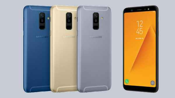 Samsung rolls out Galaxy J6 Android Pie firmware in India
