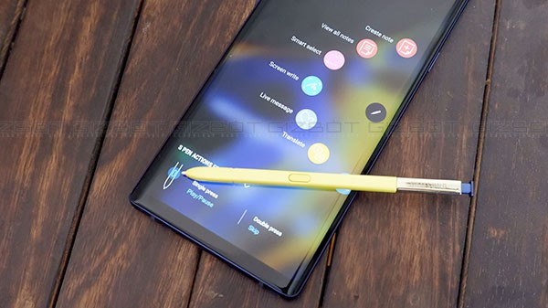 Samsung Galaxy Note10 Pro surfaces online