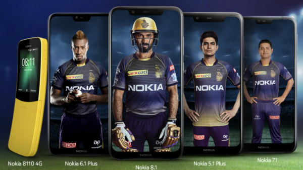 Select Nokia smartphones available at 15% discount this IPL season