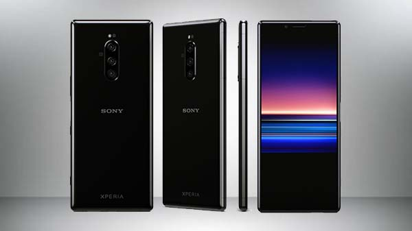 Sony Xperia 1 with 4K HDR display slated to launch on April 26