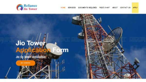 Stay away from these fraud Jio Tower installation websites