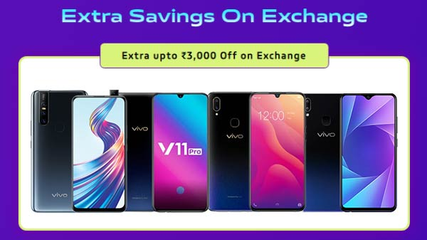 Vivo Terrific Thursday offers: Exciting deals on phones & accessories