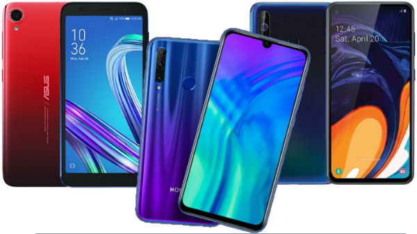 Week 16, 2019 launch round-up: Samsung Galaxy A60, HONOR 20i and more