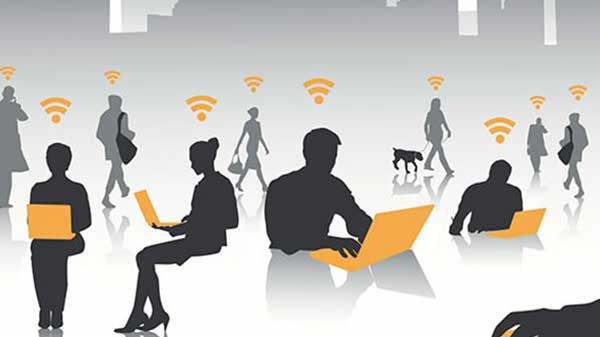 Internet users in India to rise by 40%: Report