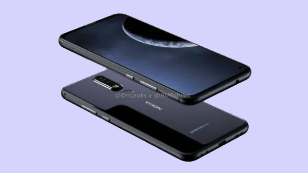 Nokia X71 complete renders leak online with triple rear camera setup