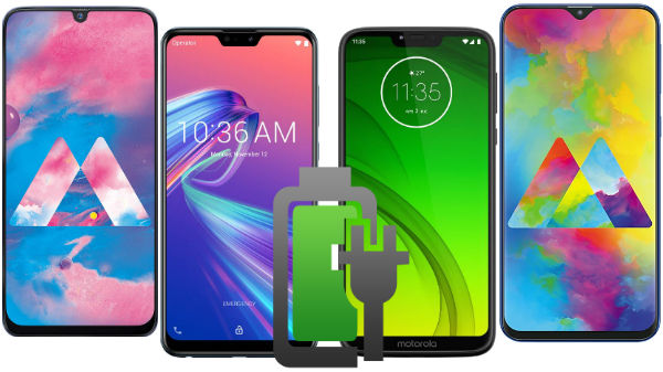 Best smartphones with 5000mAh battery to buy in India