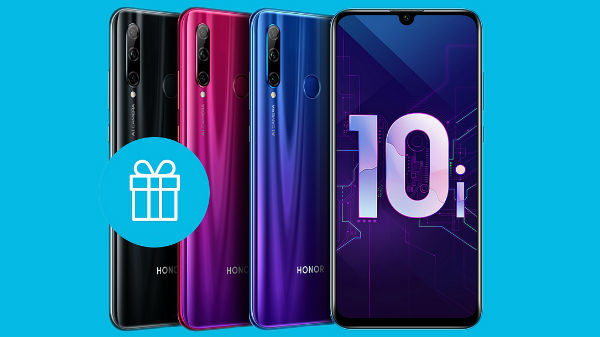 Honor 10i vs other smartphones with triple cameras and 6GB RAM