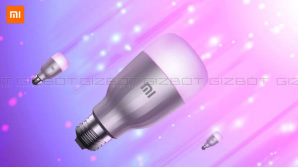 Xiaomi Mi LED Smart Bulb crowdfunding debuts at Rs. 999