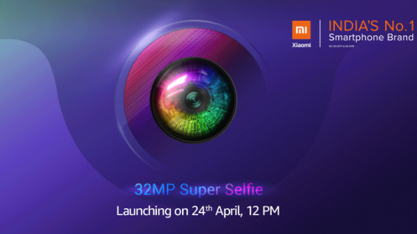 Xiaomi Redmi Y3 to launch on 24th of April: Amazon exclusive