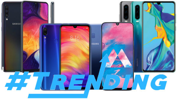Most Trending Smartphones from Last Week