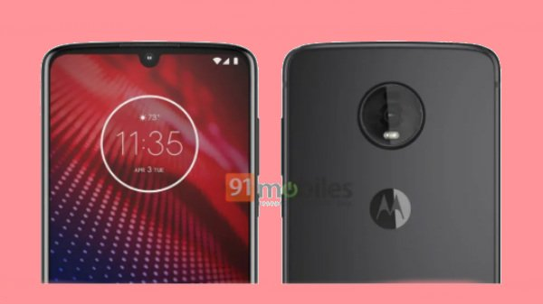 Moto Z4 specifications leaked: Features 48 MP primary camera