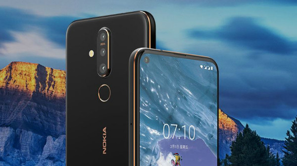 Nokia's First Smartphone With Punch-Hole Display Is Officially Here