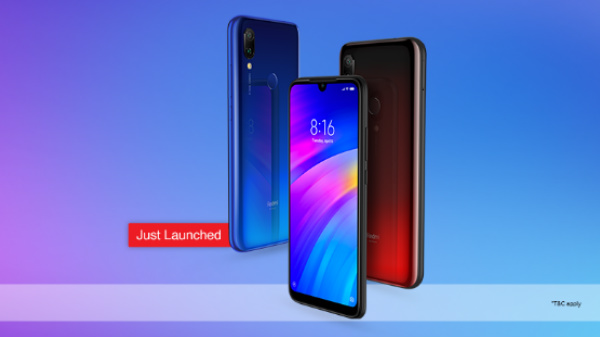Redmi 7 vs other budget smartphones available under Rs. 8,000