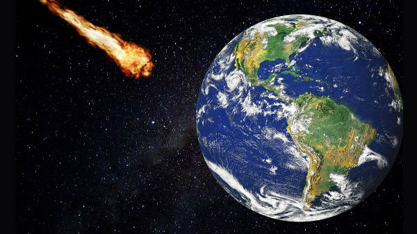An asteroid just skimmed Earth hurtling at speed of 21,500mph