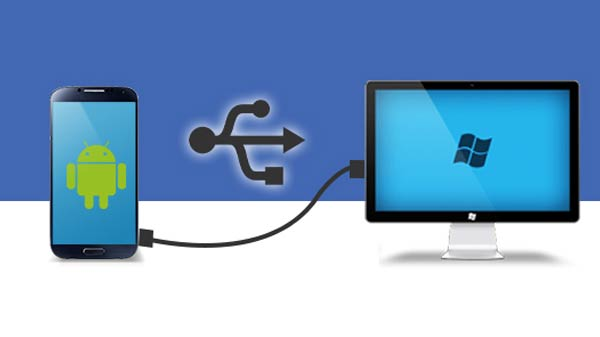 5 ways to transfer data from laptop/PC to Android phone